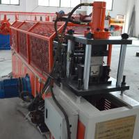 Wholesale Mild Steel Drywall Roof Truss Steel Frame Roll Forming Equipment 12 Stations from china suppliers