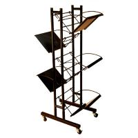 Buy cheap Metal Display Cosmetics Stand from wholesalers