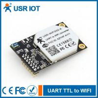 Wholesale Embedded Serial TTL UART to WIFI 802.11b/g/n Module with internal antenna from china suppliers