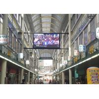 Wholesale SMD2727 Street Outdoor Advertising LED Display Screen P6 P5 160x160mm Module from china suppliers