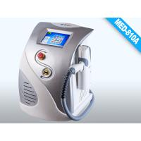 Wholesale MED-810A , 8.4 TFT color LCD display Q-switched ND YAG laser tattoo removal machine from china suppliers
