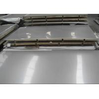 Wholesale No.1 , No.4 Cold Rolled Stainless Steel Sheet 309S 310S 316L SUS ASME 1219mm 1250mm from china suppliers