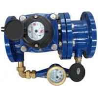 Wholesale Dry Dial Smart Combination Water Meter , Multi Jet Water Meter Woltman Type from china suppliers