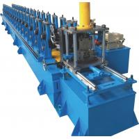 Wholesale Cargo profile Double Layer Roll Forming Machine PLC Control from china suppliers