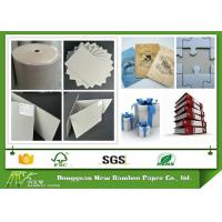 Wholesale Environmently Mixed Pulp Uncoated Grey Cardboard for book cover from china suppliers