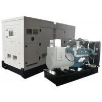 Wholesale 600kw Doosan diesel generator soundproof type Korea engine DP222LC from china suppliers