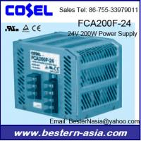 Buy cheap Cosel FCA200F-24 24V 200W power supply from wholesalers