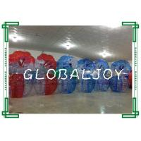 Wholesale 1.0mm PVC / TPU Soccer Inflatable Human Bumper Ball Person Inside from china suppliers