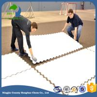 Wholesale Hockey Training Synthetic Ice Rink Self Lubricating ISO9001 Cerfificate Hdpe Sheet Floor Mat Board Thickness 20mm from china suppliers