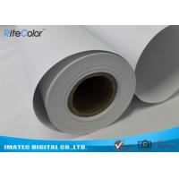 Wholesale 128G Large Format  Matte Coated Paper Inkjet Printing 30M For Water Based Printer from china suppliers