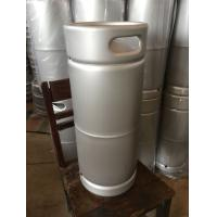 Buy cheap US standard sixth beer barrel with polish ,made of sus 304, food grade material from wholesalers