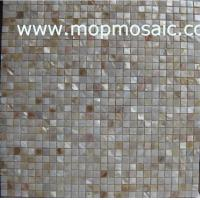 Wholesale Natural mother of pearl mosaic from china suppliers