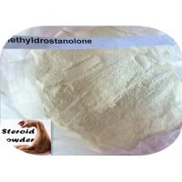 Quality Healthy 3381-88-2 17a Methyl Drostanolone White Powder Pharmaceutical Grade for sale