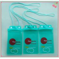 Wholesale 1 layer waterproof mobilephone bag, measure 165*100mm from china suppliers