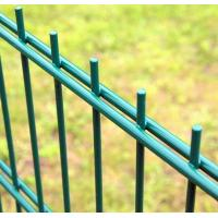 Powder Coated 868 656 Double Wire Mesh Fence Double Wire Safety Fence