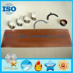 Wholesale Bimetallic strips with oil holes,Bimetallic strips with oil grooves,Bimetallic materials,Bimetal materials,Bimetallic from china suppliers