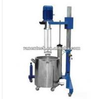 Wholesale High Speed Shear Homogenizer / Emulsifying Mixer Hydraulic Lifting from china suppliers