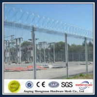 Wholesale High security 358 airport fence from china suppliers