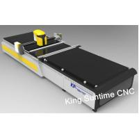 Wholesale Automatic Cleaning System CNC Leather Cutting Machine 1700 X 2600mm Area from china suppliers