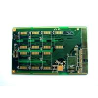 "Wholesale double-sided / 5 OZ 3 mil 0.012"" four layer Peelable pcb board for Telecommunication from china suppliers"