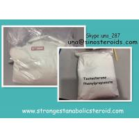 Quality White Crystalline Powder Testosterone Phenylpropionate 99% Min CAS 1255-49-8 for sale