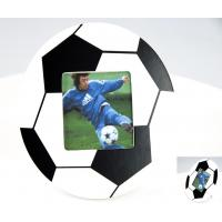 Wholesale Football like photo frame or Picture frame 3*3'' from china suppliers