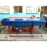 Wholesale High Accuracy Linear Vibrating Screen with Best Quality and Cheap Price from china suppliers