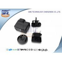 Wholesale Interchangeable Plug Power Adapter Universal Travel Adaptor With USB from china suppliers