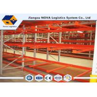 Wholesale Corrosion Protection Industrial Pallet Warehouse Racking Powder Coating Surface Treatment from china suppliers