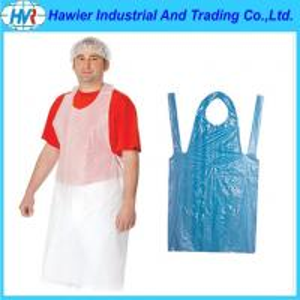 Quality Disposable plastic PE aprons for sale