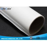 Wholesale Wide Format Inkjet Printable Canvas , 260gsm Matte Polyester Canvas Fabric from china suppliers