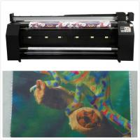 Wholesale Colour Textile Digital Printing Machine Sublimation Dual CMYK from china suppliers