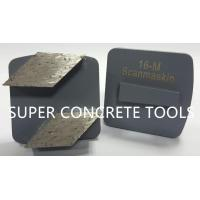 Wholesale Scanmaskin 2 Rhombus Seg Metal Bond Concrete Floor Preparation Diamond Grinding Tools from china suppliers