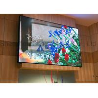 Wholesale High Definition rental thin LED screen / 1R1G1B LED wall panels Epistar Chip from china suppliers