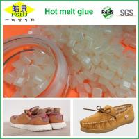 Wholesale High Viscosity White Hot Glue Pellets For Shoes Edage Sealing from china suppliers