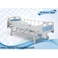 Wholesale Electric Hospital Beds For Home Use , 2 Function Ambulance / Ward Bed from china suppliers