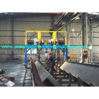Quality H beam gantry type submerged arc welding with Lincoln welder for sale