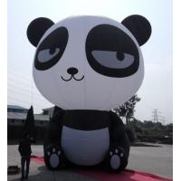 Wholesale Oxford Cloth Inflatable Panda , Custom Inflatable Products Cartoon Inflatable Pet from china suppliers