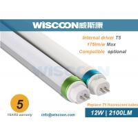 Wholesale Hospitals175 Lm/W T5 LED Tube Light 3 Feet , T5 LED Retrofit Tube 50 / 60Hz from china suppliers