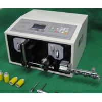 Quality Multi Cores Flat Power Cable Wire Stripping Machine With Four Wheels Drive for sale