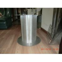 Wholesale 316L Standard Stainless Steel Sintered Metal Mesh With High Strength Filter Layer from china suppliers