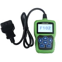 Wholesale OBDSTAR Nissan/Infiniti Automatic Pin Code Reader F102 with Immobiliser and Odometer Function from china suppliers