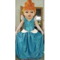 Quality custom adult fancy dress Cinderella disney character costumes for entertainment for sale