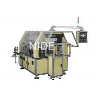 Quality Semi Auto Double Flyer Armature Winding Machine Reliable , PLC Controlled for sale