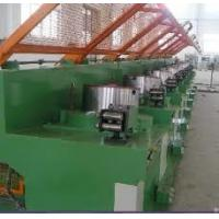 Wholesale Medium Carbon Steel Wire Drawing Machine , Industrial Iron Wire Manufacturing Machine from china suppliers