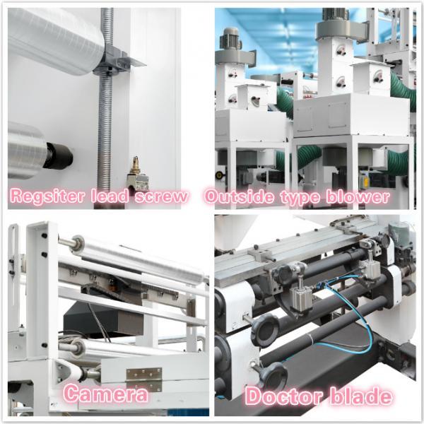 Computerized Register Gravure Printing Machine (DNAY1100E model)