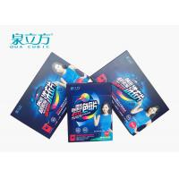 Wholesale 24 Slice Pack Super Condensed Laundry Detergent Sheets With Leaving No Residue from china suppliers