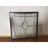 Wholesale Custom Tempered Decorative Glass Panels For Walls Thermal Sound Insulation from china suppliers
