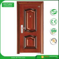 Wholesale 2016 New Models Steel Security Door Main Entrance Door Popular for Apartment, Hotel, House Main Gate from china suppliers