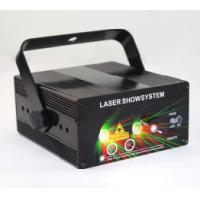 Wholesale 80 Gobos Red+green Mini Laser Lights Projector with Blue LED (4 holes) from china suppliers
